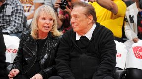 Donald Sterling and Rochelle Sterling
