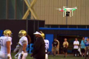 UCLA drones