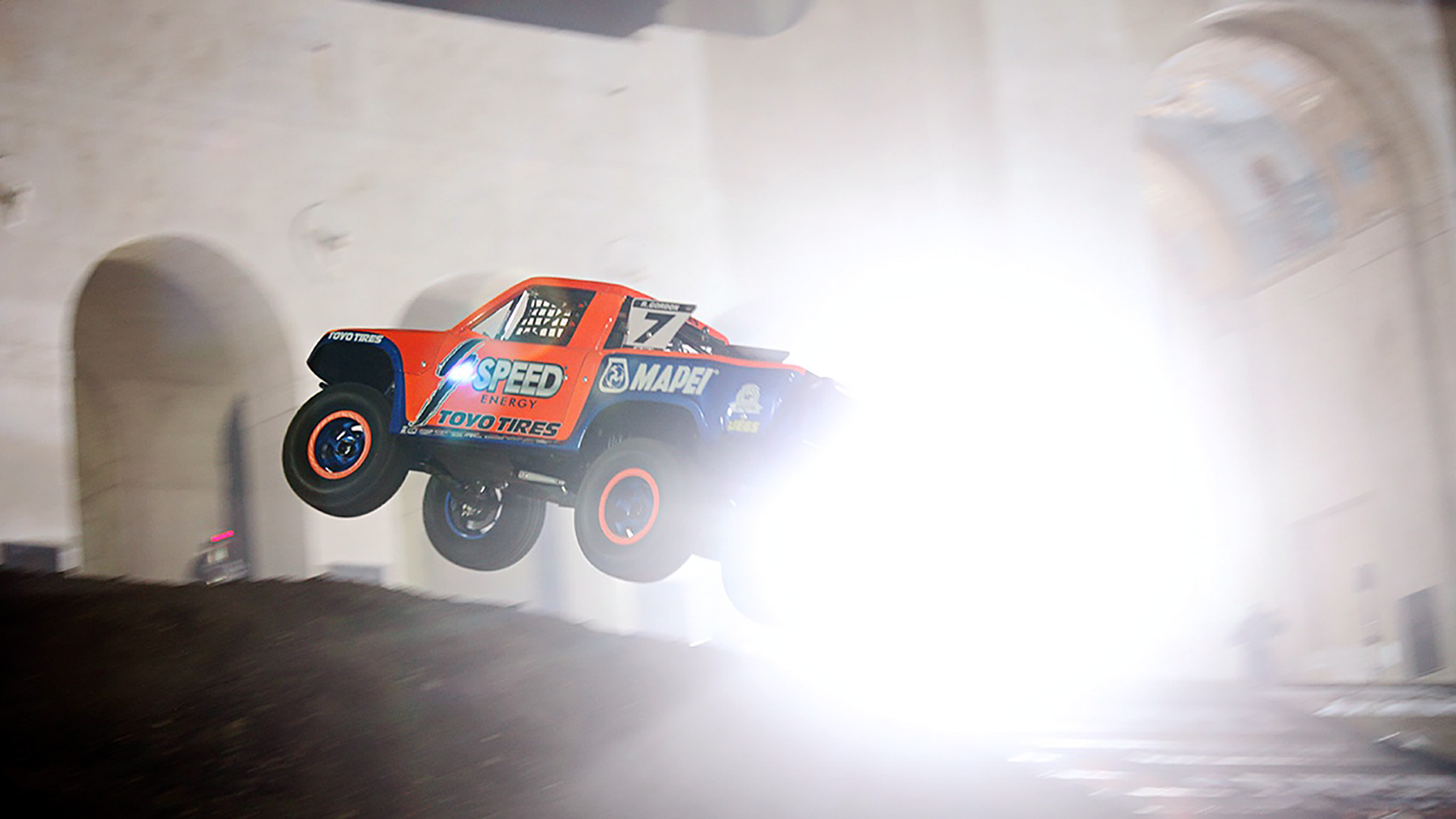 Robby Gordon, Stadium Super Trucks