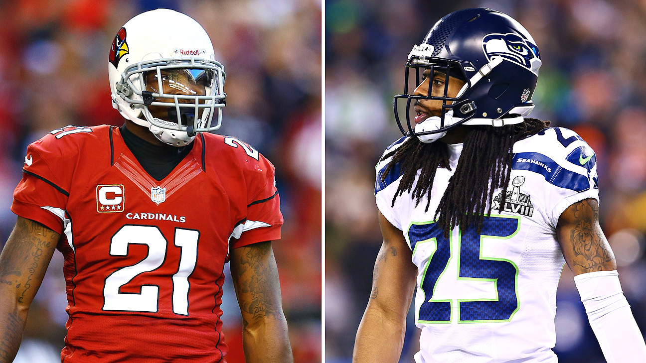 Richard Sherman, Patrick Peterson refuel the