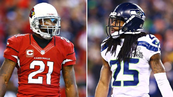 Double Coverage: Peterson vs. Sherman