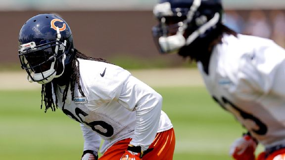 Five questions with CB Tim Jennings