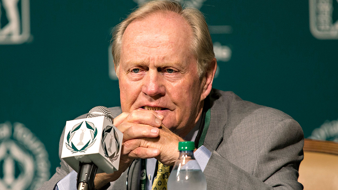 Jack Nicklaus to receive Congressional Gold Medal - ESPN