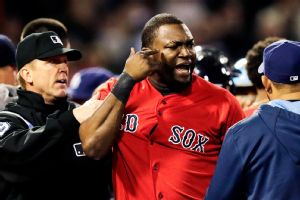 David Ortiz vs David Price