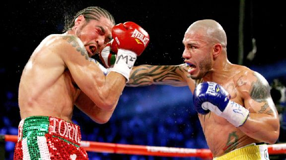 Antonio Margarito, 37, hasn't fought since being stopped by Miguel Cotto in their Dec. 2011 rematch.