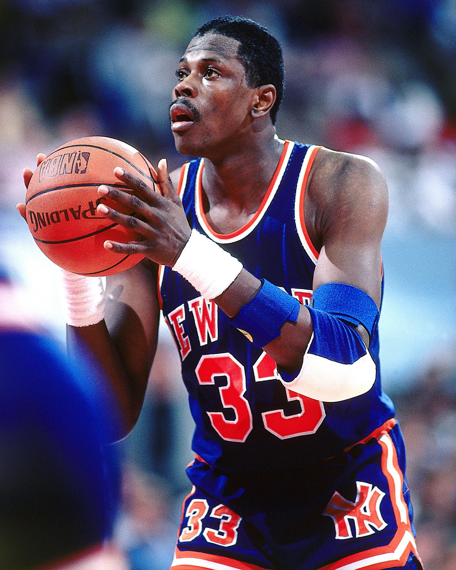 1985 Patrick Ewing NBA Draft Former No 1 Picks ESPN