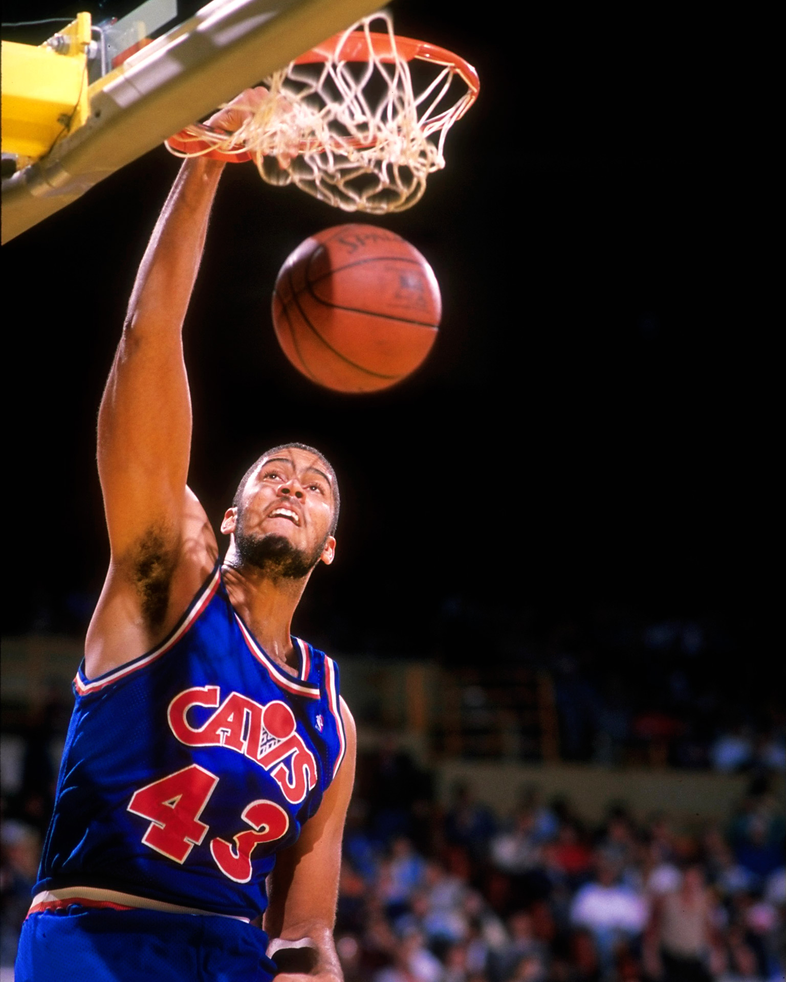 1986 Brad Daugherty NBA Draft Former No 1 Picks ESPN