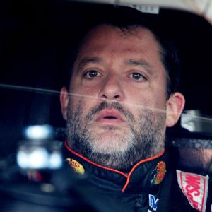 Tony Stewart kept mum about any future plans in sprint cars, more than nine months after he broke his leg in a crash that cost him the rest of the 2013 season.
