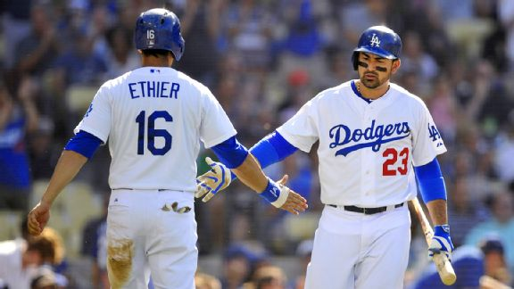 Andre Eithier Dodgers