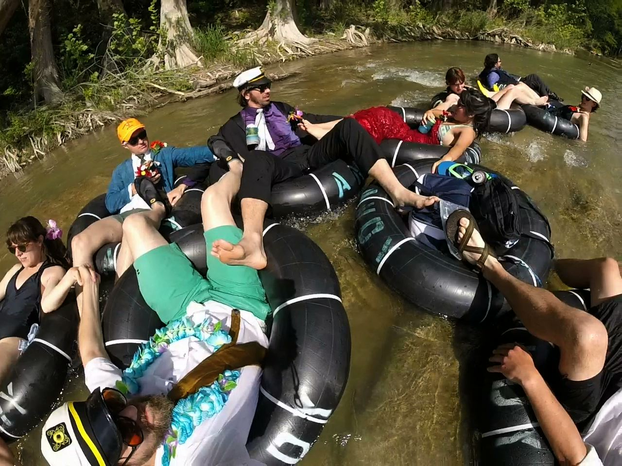 Stay Cool: Go Tubing