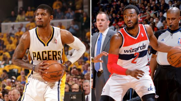 Paul George, John Wall