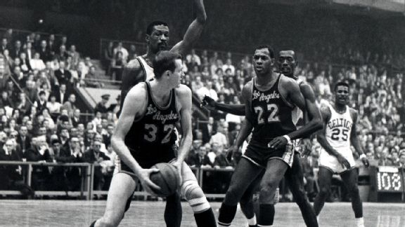 Jim Krebs and Bill Russell