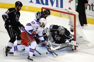 Kings vs. Rangers