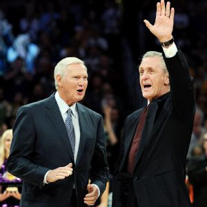 Pat Riley, Jerry West