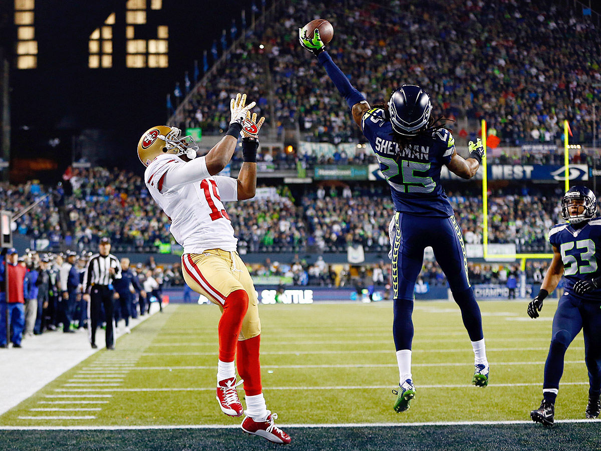 Richard Sherman's path to winning the fan cover vote for ...
