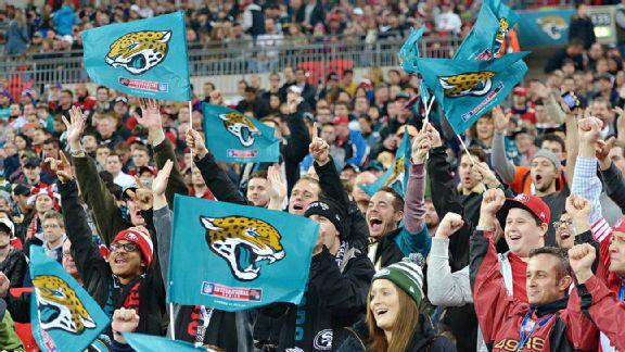 Jaguars Fans