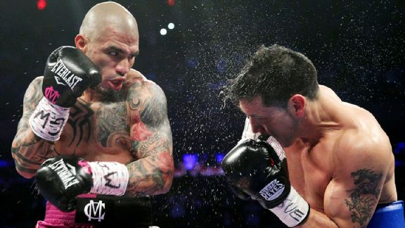 Miguel Cotto, Sergio Martinez