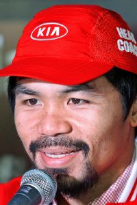 Coach Pacquiao? New job humors Spoelstra