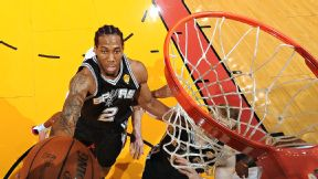 Daily Dime: Leonard gives Spurs lift