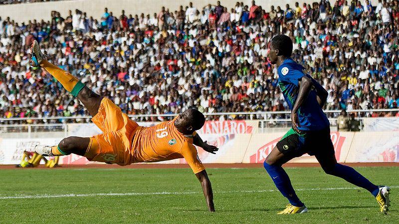 Yaya Toure, Ivory Coast, midfielder