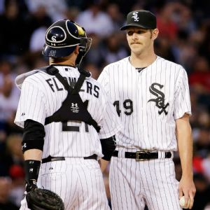 Chris Sale, Tyler Flowers
