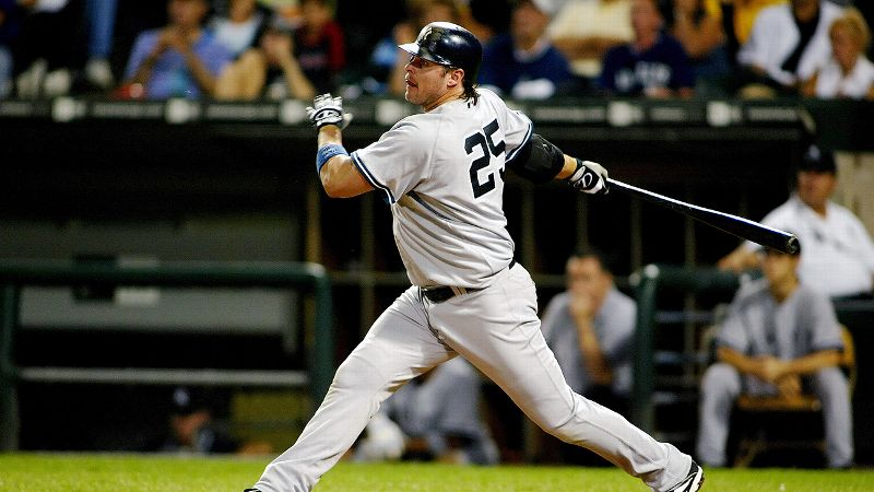 In his prime, Jason Giambi was a hitting machine. But like all athletes, he would occasionally find himself in a slump. Giambi's trick for turning his luck around?  A golden thong. Yes, in order to get the hitting juices flowing, Giambi would don a metallic G-string. The slump-buster not only worked, it became so well regarded that fellow teammates, including Yankees captain Derek Jeter, admitted to giving it a try in times of need.