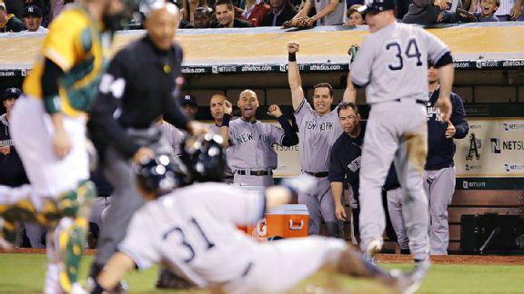 Yankees/A's