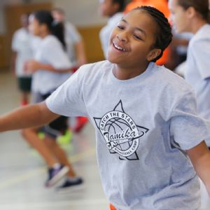 Catch The Stars aims to empower youth to achieve their dreams through goal-setting programs that promote literacy, fitness and mentoring.