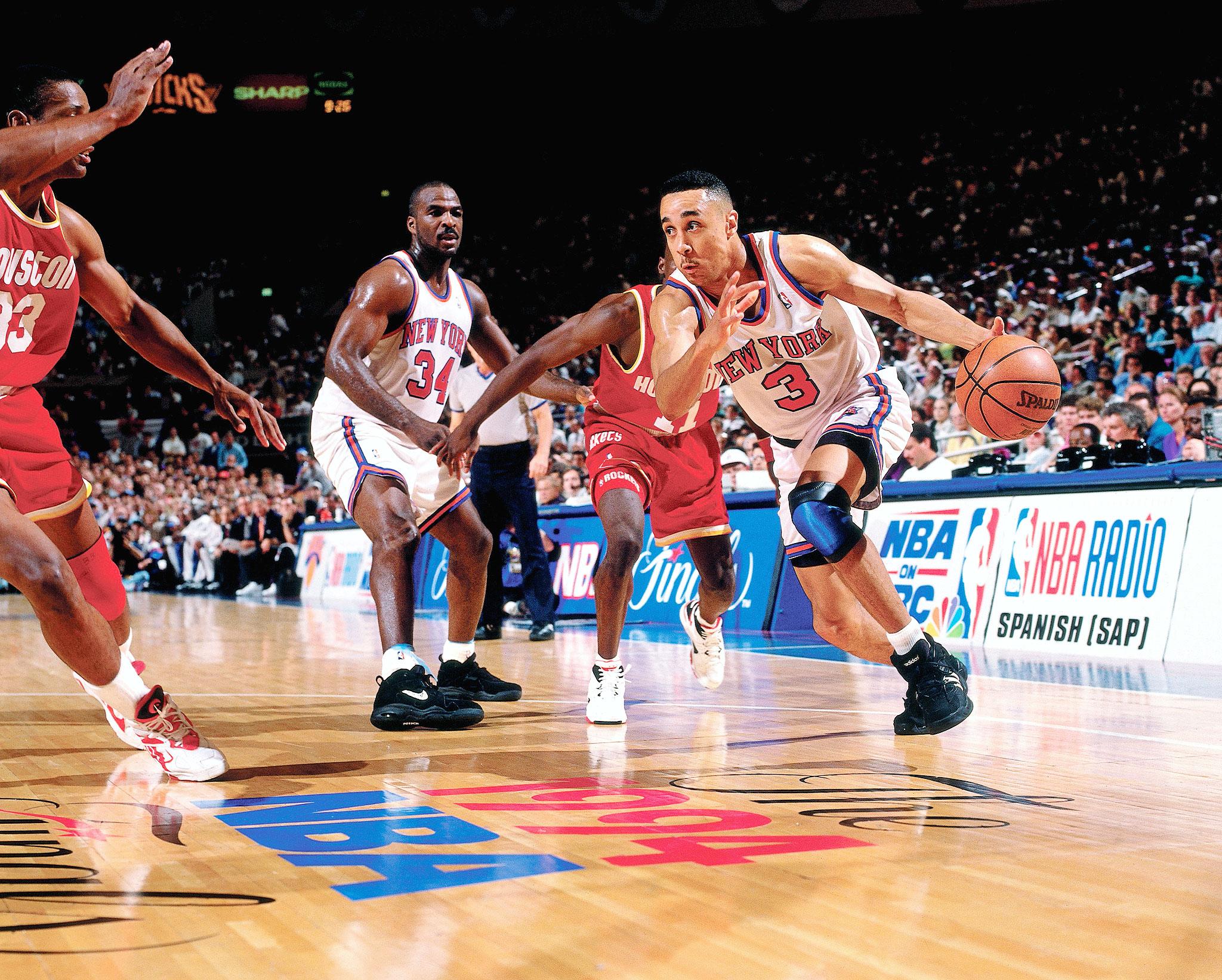 John Starks - June 17, 1994 - ESPN