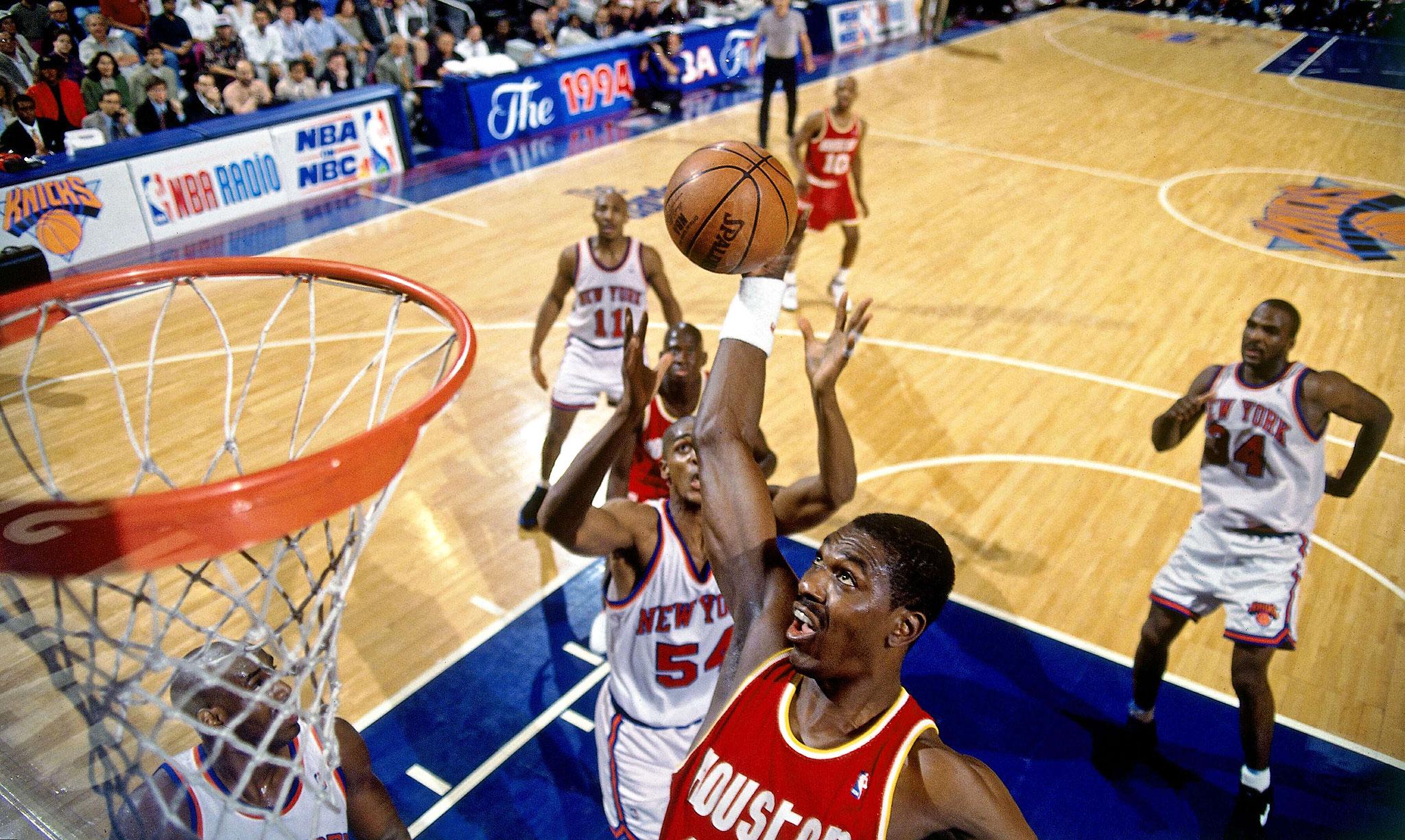 Hakeem Olajuwon - June 17, 1994 - ESPN