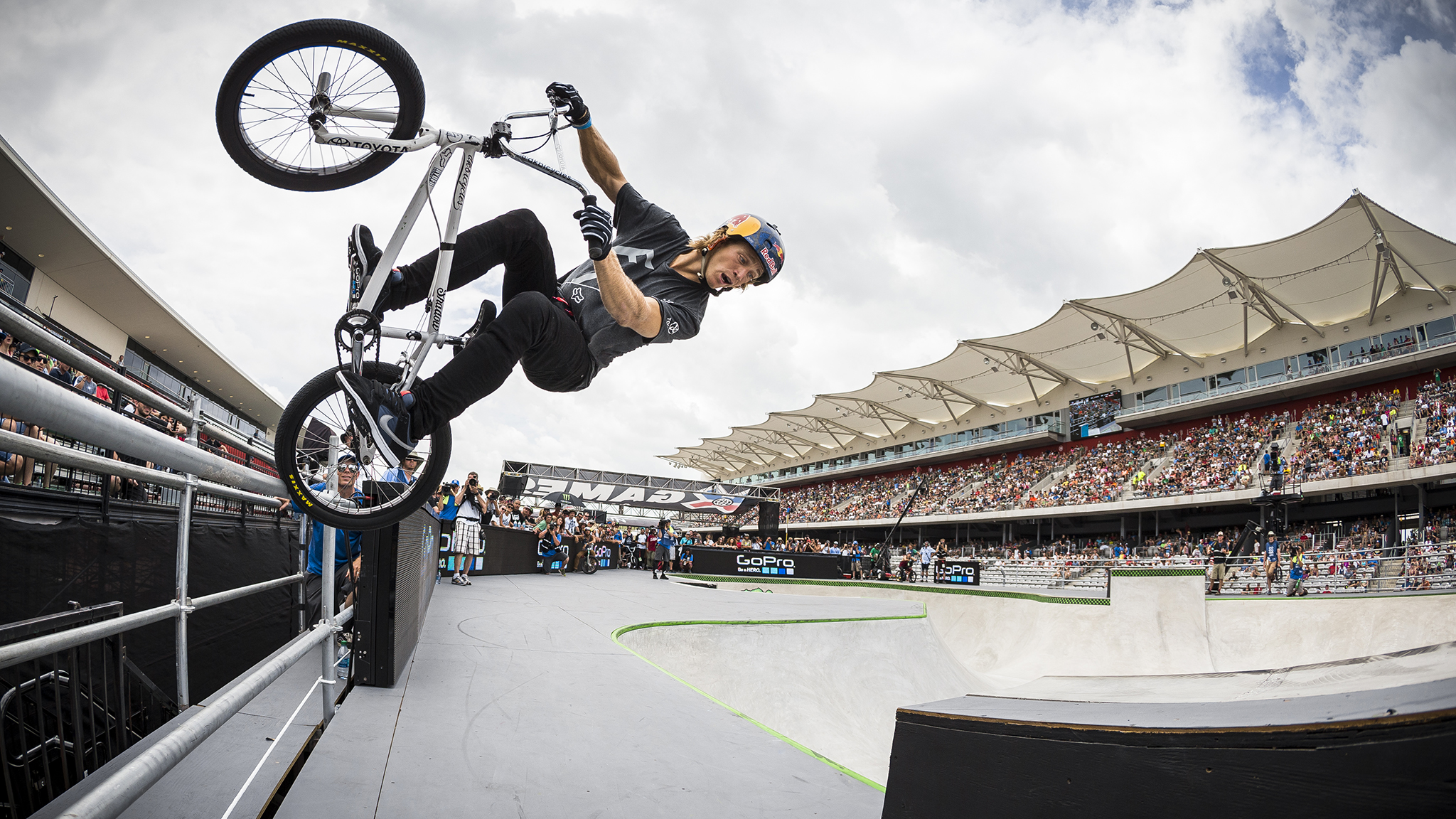X Games BMX gold medalists in review