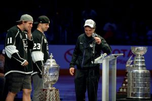 Los Angeles Kings rally