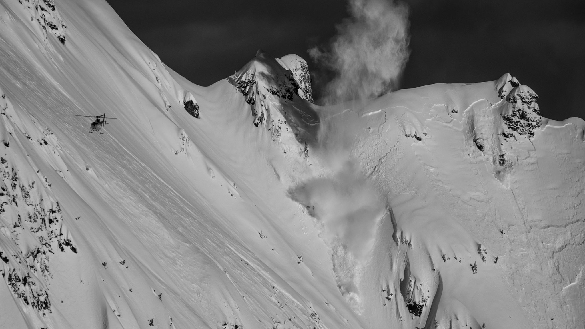 Next winter's Freeride World Tour will see no contests in Canada or the Lower 48.