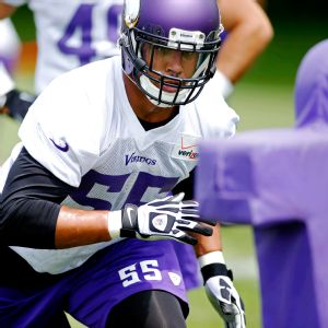 Minnesota's Anthony Barr