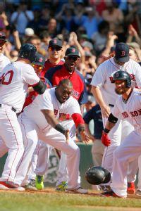 Red Sox walk-off