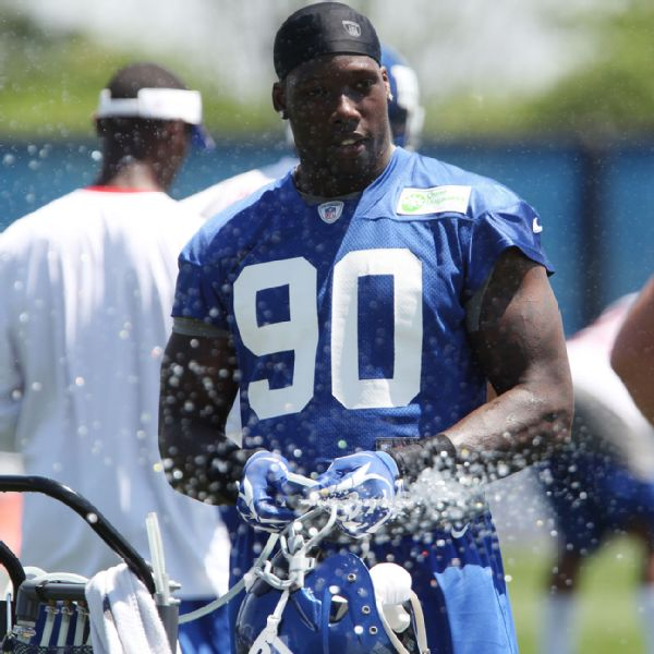 Jason Pierre-Paul Of New York Giants Aims To Be Better