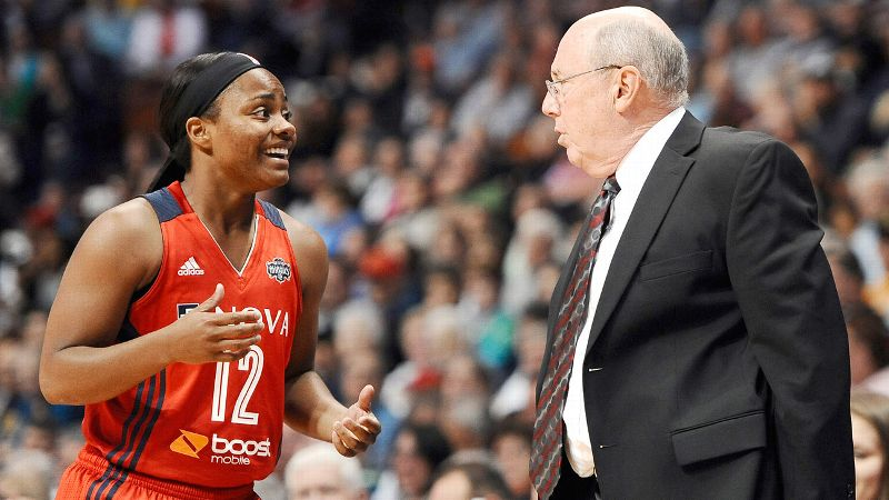 The Mystics (5-7) were a playoff team a year ago in their first season under Mike Thibault and expected to be in the mix at the top of the Eastern Conference. But a run of five losses in six games and the worst 3-point shooting in the league have Washington unable to capture any momentum. Dealing Crystal Langhorne to Seattle seems to have disrupted the Mystics' efforts to improve as a franchise.