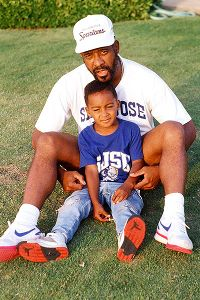 Bill Jackson spent two decades trying to get his son to the NFL.