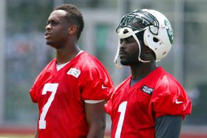 Geno Smith, Michael Vick