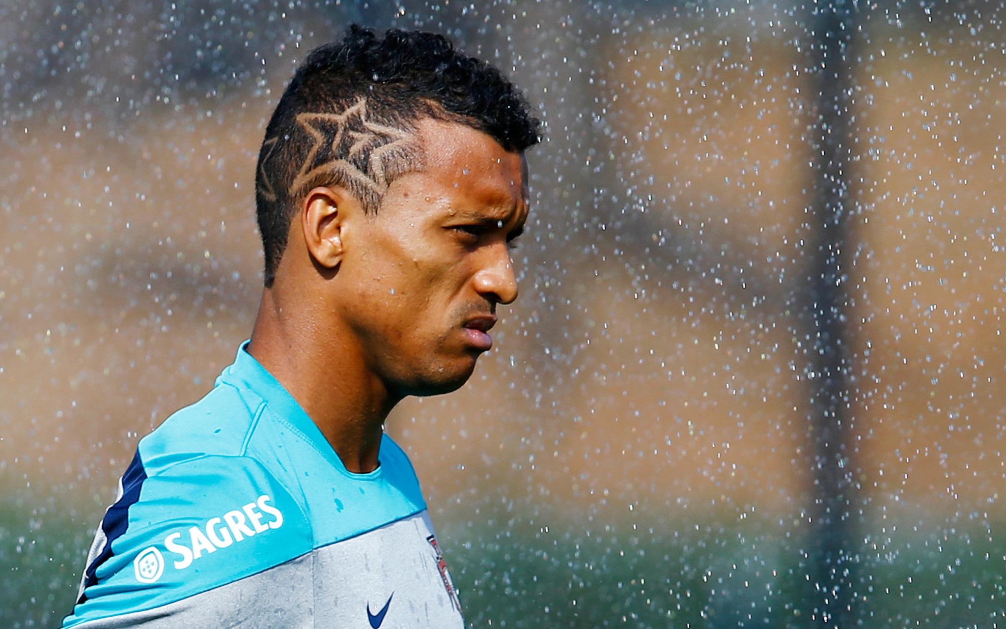 Nani (Portugal) - World Cup Hair - ESPN