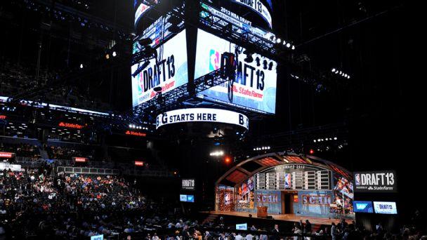 NBA Draft at the Barclays Center