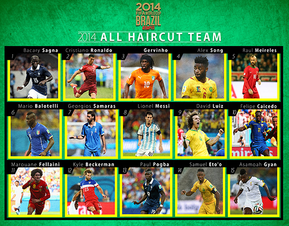 All-Haircut Team