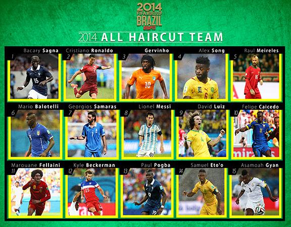 All-Haircut Team