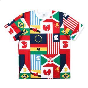 Wu Tang Clan jersey
