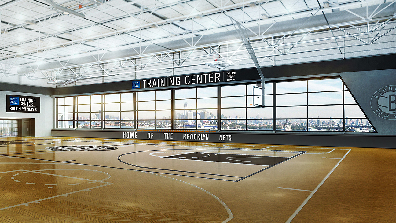 Practice With A View Nets Reveal 45m Facility