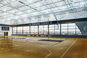 Nets practice facility