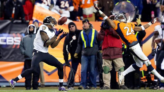 Jacoby Jones; Rahim Moore