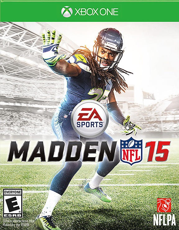 Richard Sherman Madden Cover