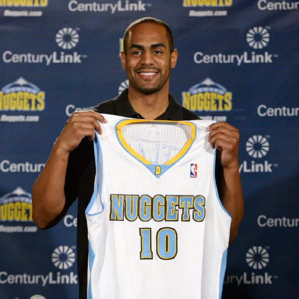 Arron Afflalo Thinks Denver Nuggets Can Contend For Title