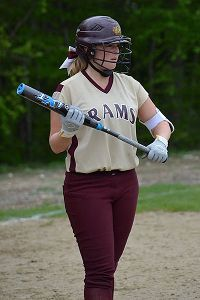 Catcher Shelby Stracher committed to Temple in 2012 as a high school junior, but now will play softball at Towson.